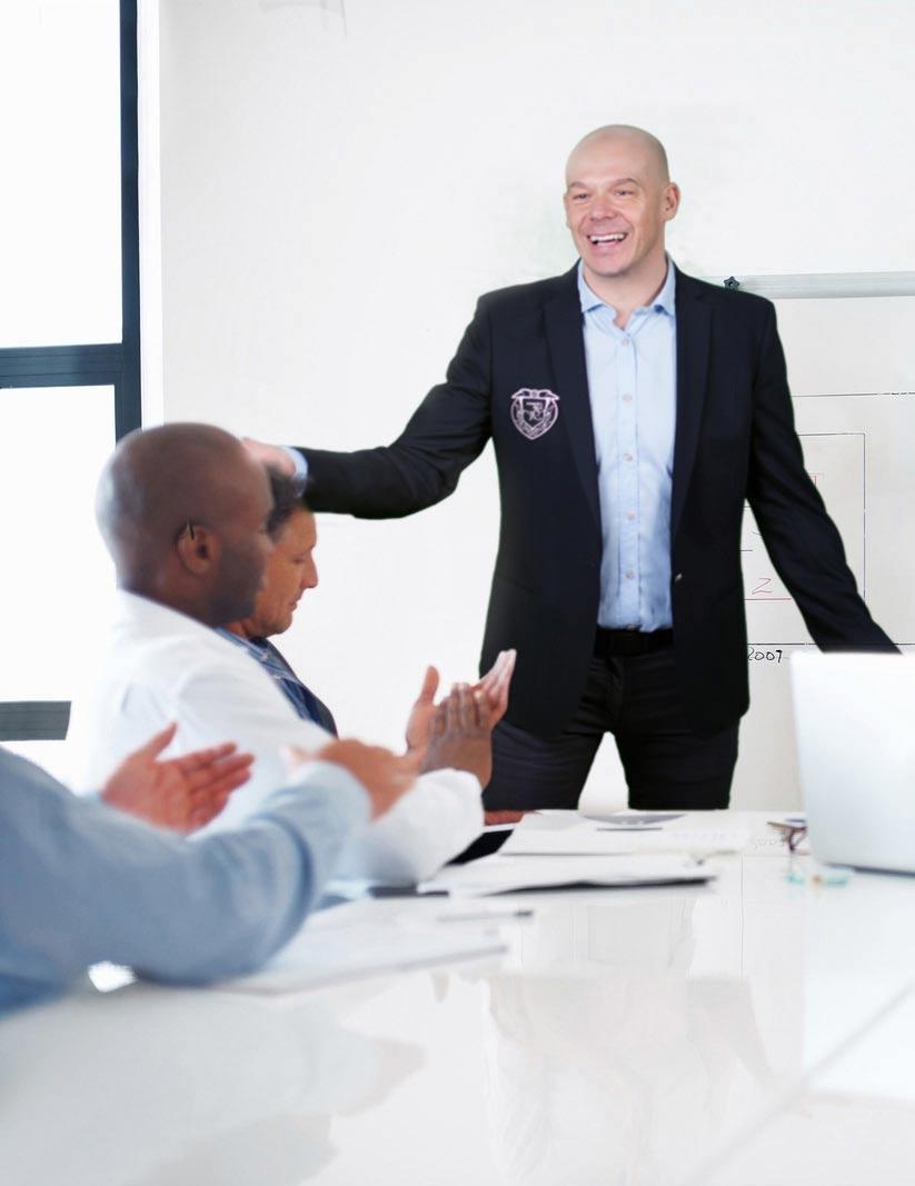 Utbildnings- moduler för ditt företag