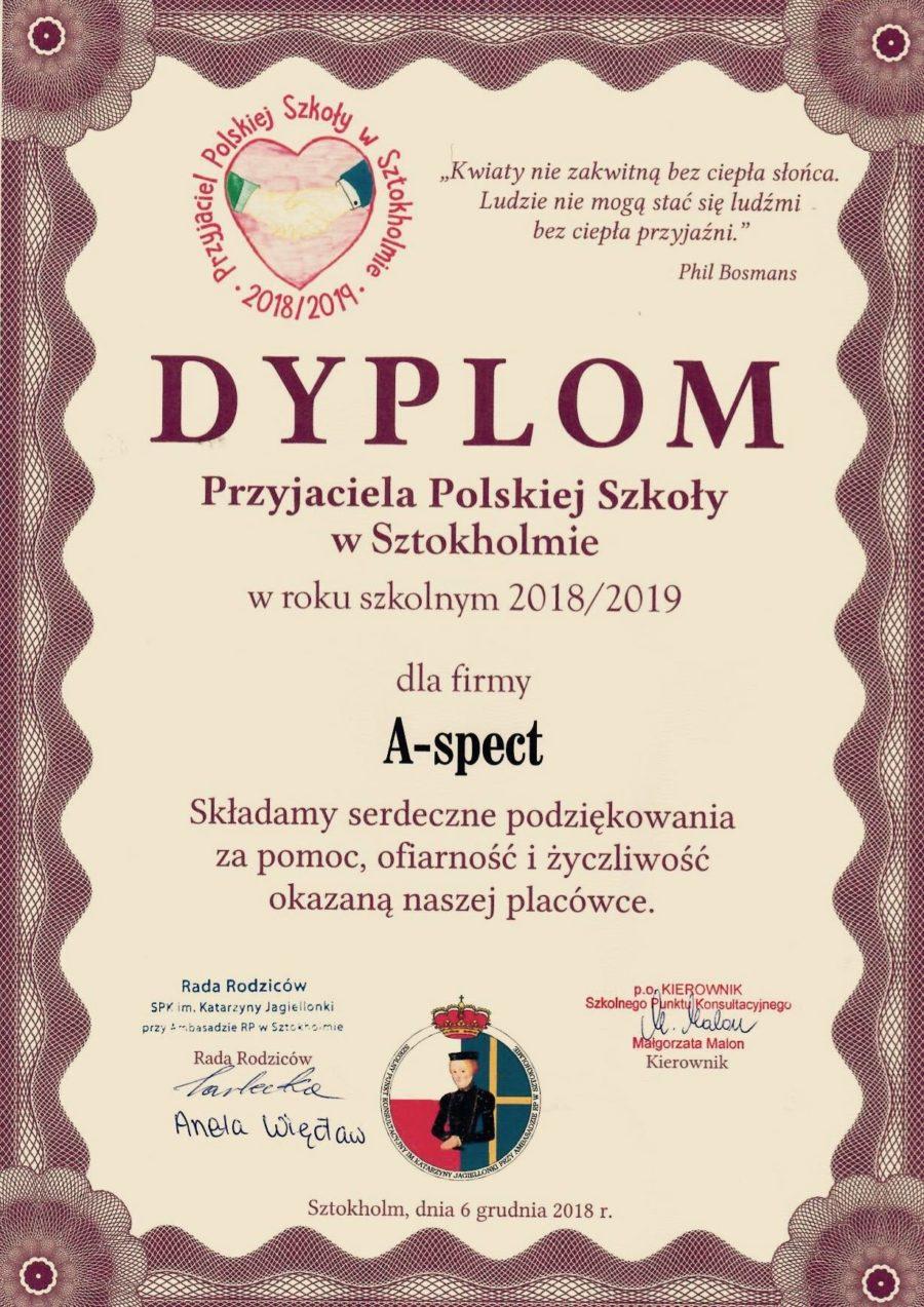 Polska Skolan i Stockholm