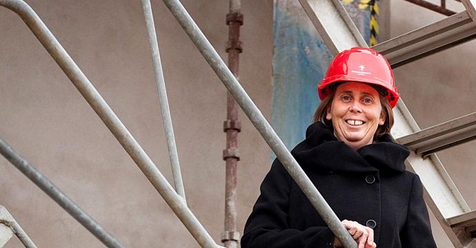 Carin Stoeckmann nowym Przewodniczącym Szwedzkiego Przemysłu Budowlanego