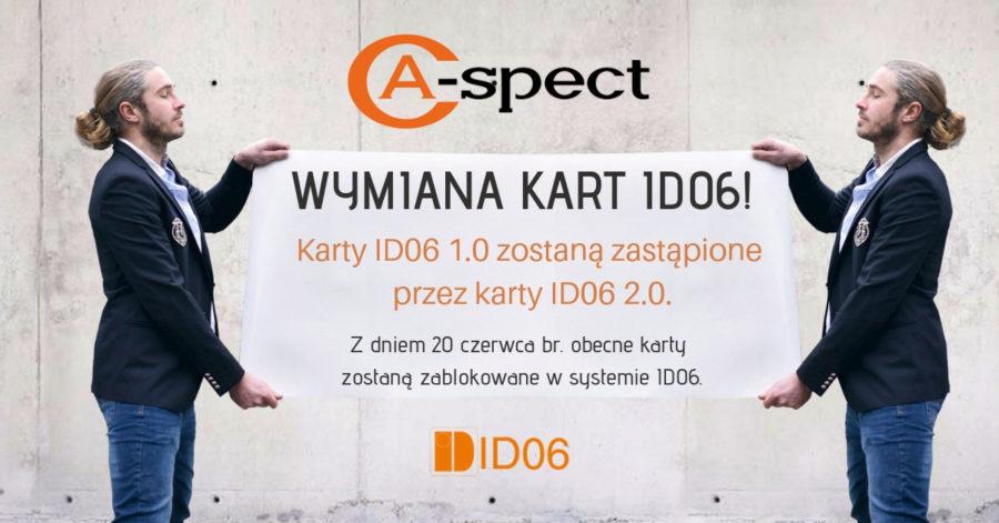 Informacja uzupełniająca dotycząca nowych identyfikatorów ID06 2.0.