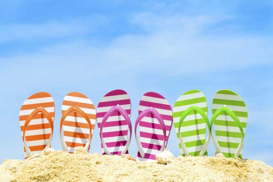Sommar, sol och semester